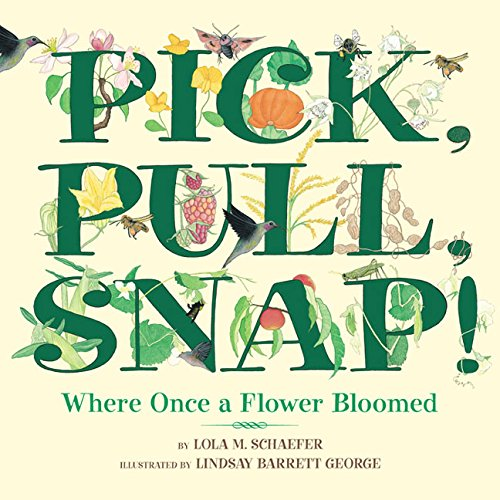 Wildflowers Pull (Pick, Pull, Snap!: Where Once a Flower Bloomed)