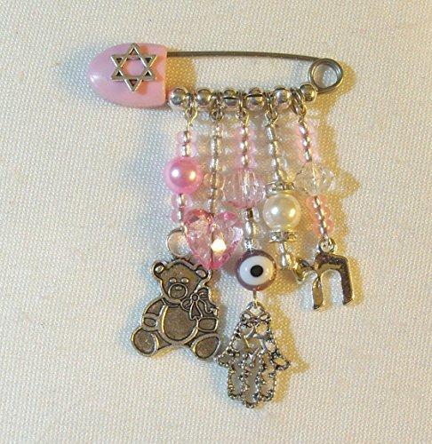Crib Blessing - Pink