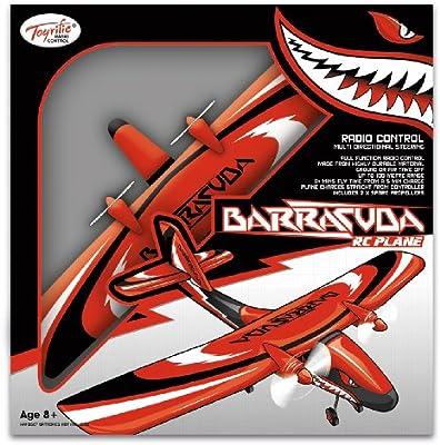 Toyrific Barracuda Plane