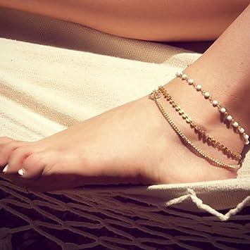bracelet cheville enfant