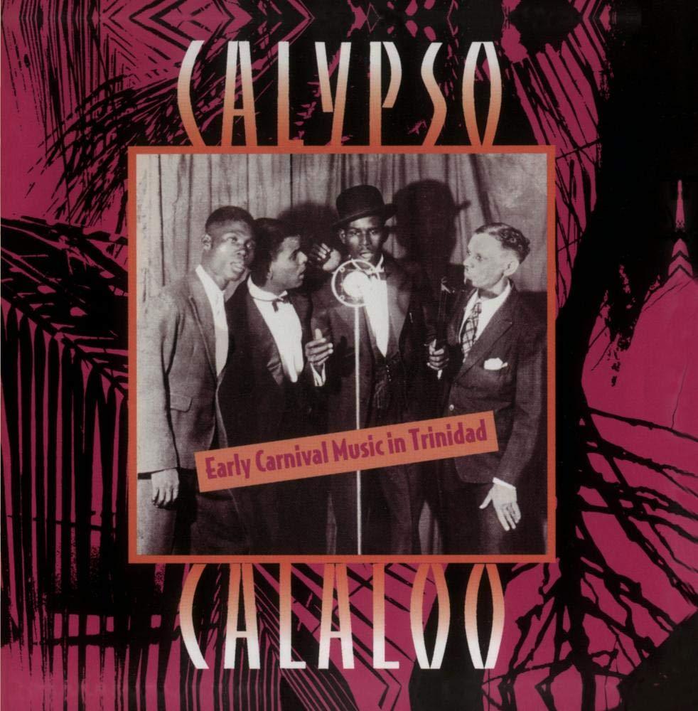 Over item handling Fashionable Calypso Calaloo