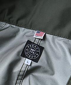 USA 3 Layer Coat 15218600010: Olive