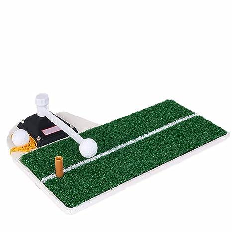 Golf Putting Green Para el patio trasero del hogar con una ...