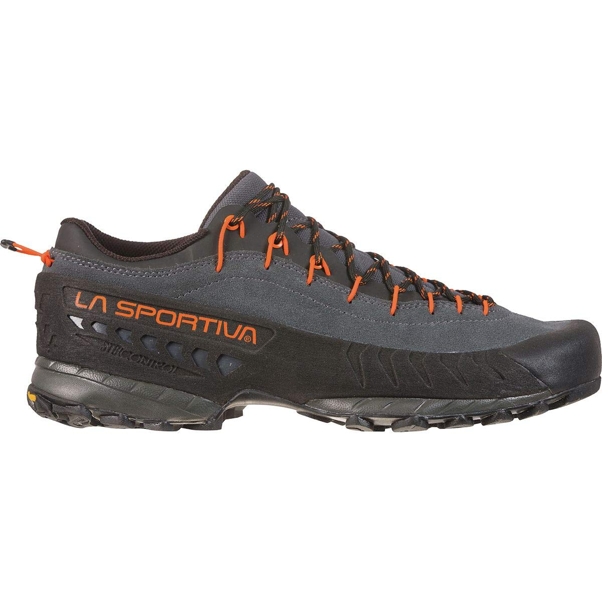 La Sportiva TX4 Approach Shoe, Carbon/Flame, 41