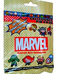 Disney Pin - Marvel Kawaii Art Collection Mystery Pouch