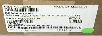 Simplex 4098 – 9750 – Detector de conducto vivienda w/o del relé