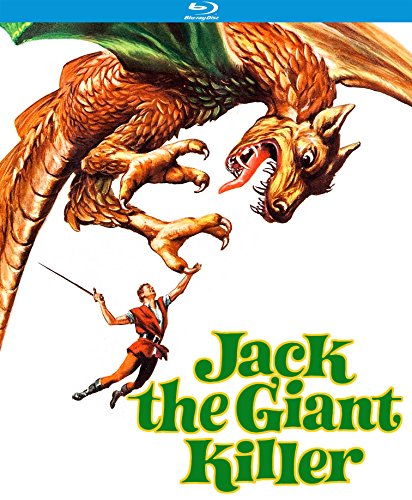 Jack the Giant Killer [Blu-ray] (Top Peasant Blu)