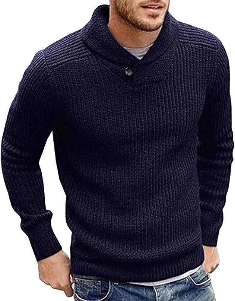 MISYAA Sweaters for Men Spaghetti Stripes Solid Shirt Long Sleeve Sweatshirt Sport Tank Top Masculinity Gifts Mens Tops