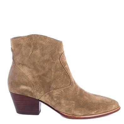 57531cab3f53 Ash Footwear Heidi BIS Wilde Suede Ankle Boot 40EU 7UK Wilde  Amazon ...
