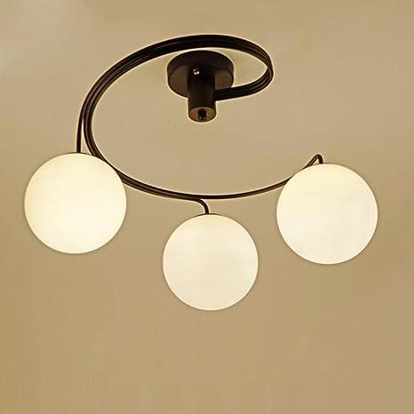 cjshv lámpara LE Lámparas de techo moderno semplificata y ...