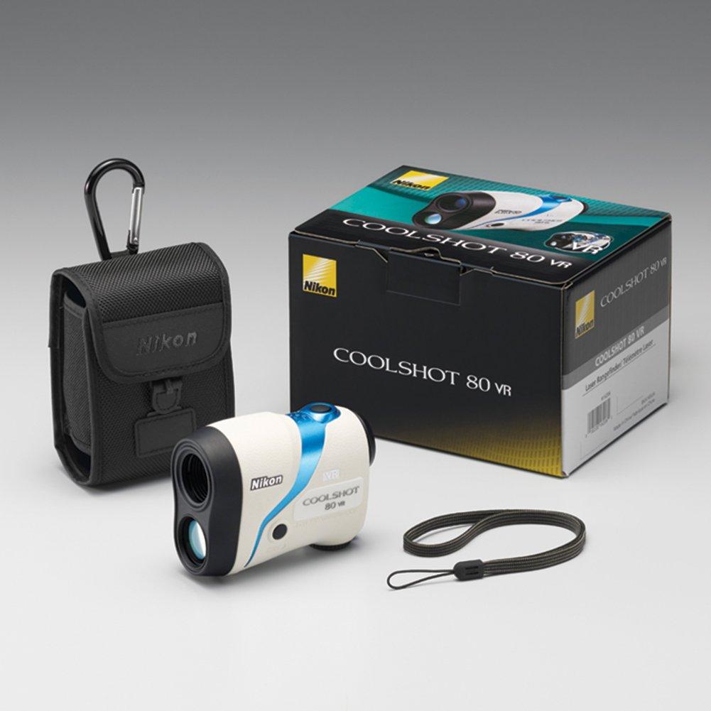 Nikon Golf Coolshot 80 VR Golf Laser Rangefinder by Nikon (Image #4)