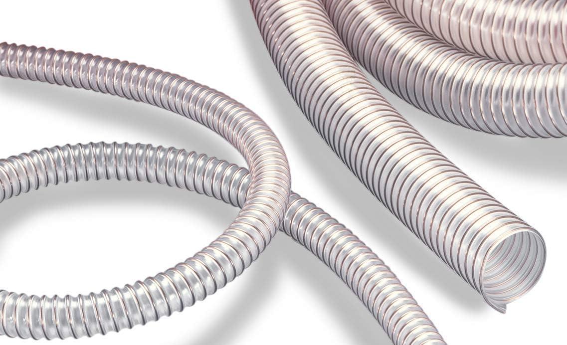lebensmittelecht 35500651001-0000001000 Schwerer Saugschlauch Durchmesser 65 mm 10 m