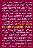 capa de As cem melhores crônicas brasileiras