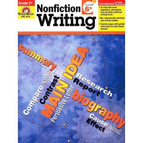 Nonfiction Writing, Grade 6