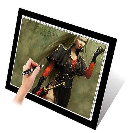 Mesa de Luz Dibujo A4/A3 de Ultrathin 5mm,LED Tablet Box ...