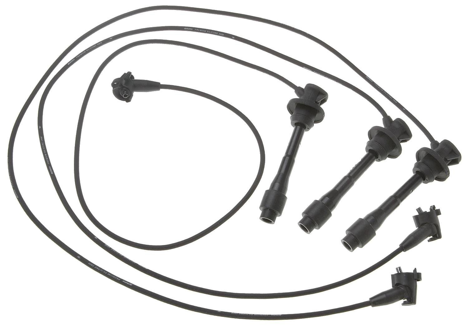 ACDelco 936M Professional Spark Plug Wire Set
