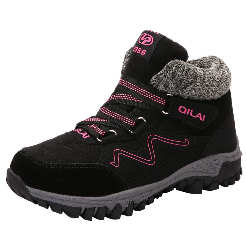 Fashion Women's Shoes Casual Sports Non-Slip Winter Warm Within Velvet Shoes