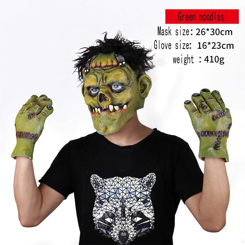 Máscara de ScaryMonster Fiesta de disfraces de Halloween Máscara ...