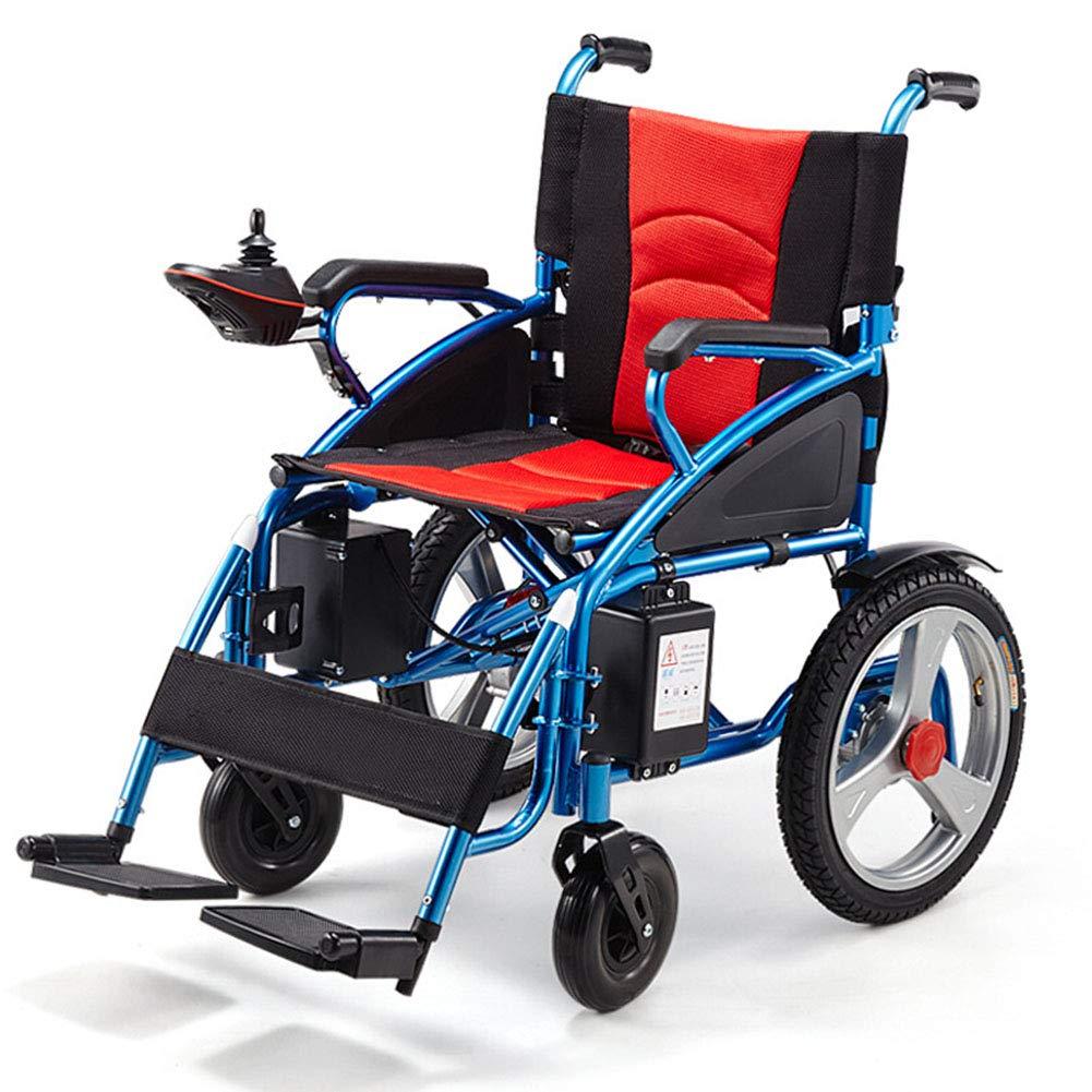 silla ruedas eléctrica plegable buena relación calidad precio