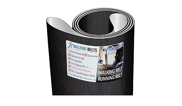 HealthRider model HRTL085080 Treadmill Walking//Running Belt Less Friction