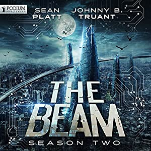 The Beam: Season 2 Audiobook