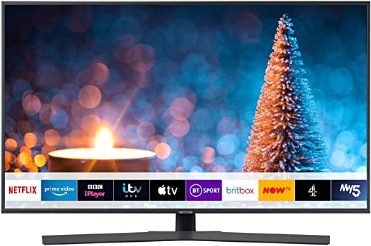 SAMSUNG Ue50ru7400uxxu 50 Pulgadas ru7400 Crystal Dynamics Color HDR de Smart TV 4k: Amazon.es: Electrónica