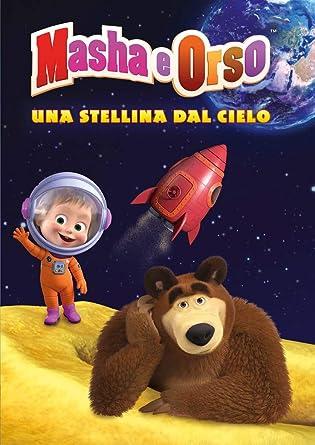 Masha e orso una stellina dal cielo: amazon.it: cartoni animati