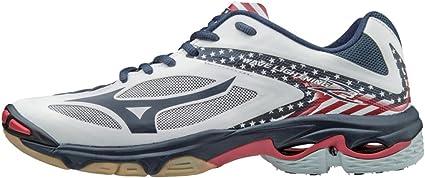Mizuno Wave Lightning Z3 Mens Volleyball Shoes Stars /& Stripes