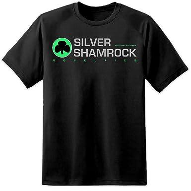 silver shamrock novelties t shirt s 3xl halloween 3 movie small