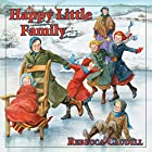 Happy Little Family: Fairchild Family Story Audiobook by Rebecca Caudill Narrated by Mary Sarah