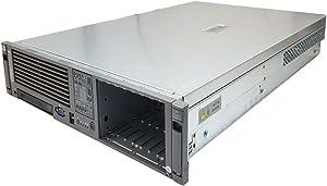 HP ProLiant DL380 G5 Dual Xeon Quad-Core X5450 3.0GHz 8GB 3x146GB 10K SAS DVD 2U Server w/Video & Dual GbLAN - No OS