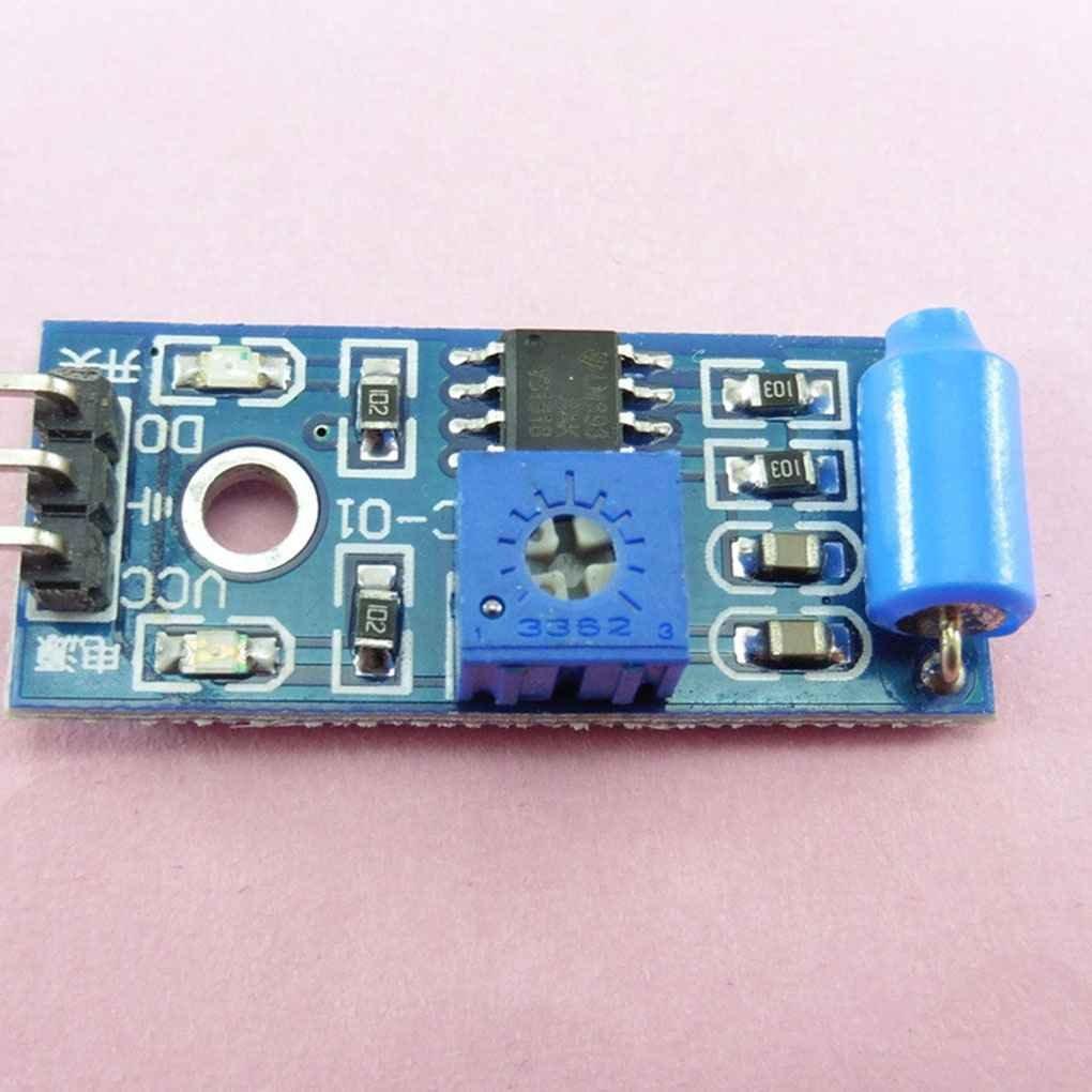 Kineca Sensor de Movimiento de vibración SW-420 del Interruptor del Sensor de Alarma Módulo electrónico para Arduino