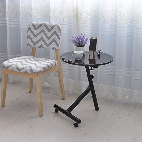 Amazon.com: Ckxzui Industrial Side Table Living Room ...