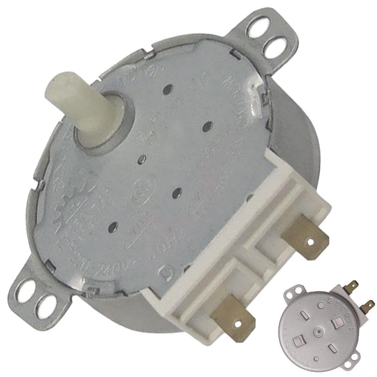 Motor de plato - horno microondas - Bosch, Siemens, Neff ...
