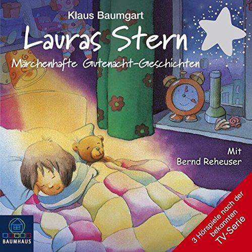 Lauras Stern - Märchenhafte Gutenacht-Geschichten: Tonspur der TV-Serie, Folge 8. (Lauras Stern - Gutenacht-Geschichten)