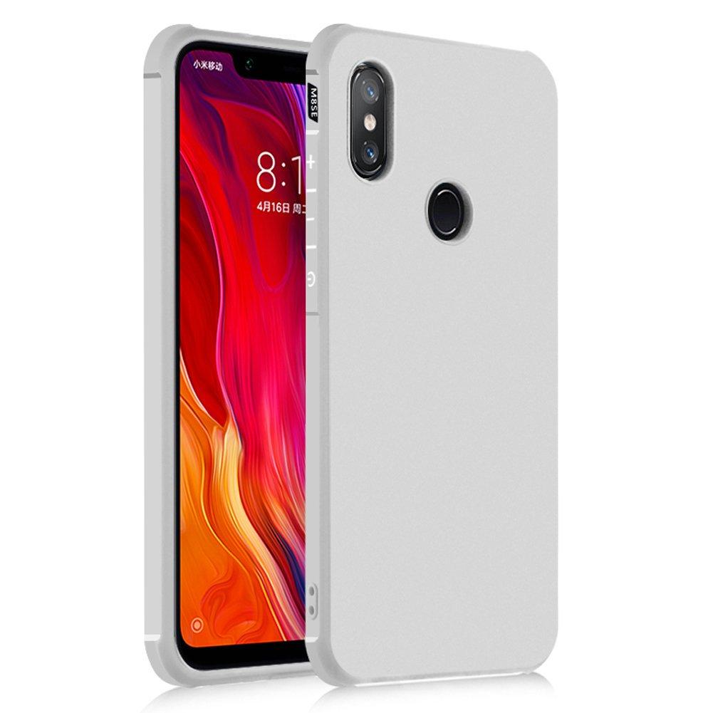 Amazon.com: Hevaka Blade Xiaomi Mi 8 SE Case - TPU Shell ...
