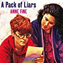 A Pack of Liars Audiobook by Anne Fine Narrated by Brigit Forsyth