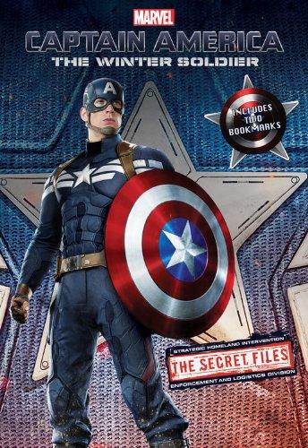 Captain America: The Winter Soldier: THE SECRET FILES (Junior Novelization) (Captain America The Winter Soldier Online)