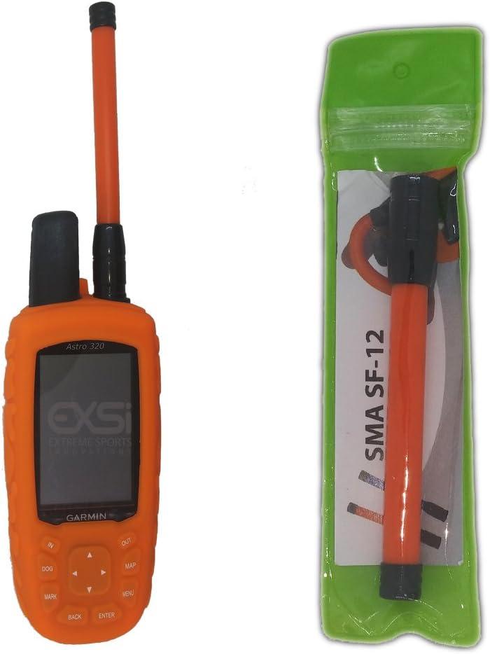 garmin-stubby Top venta Flex Antena para GPS Garmin Astro 320 430 ...