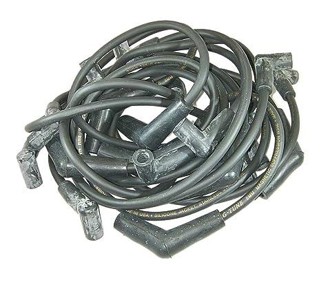 Moroso 9189 M mag-tune Bujía de encendido cable set