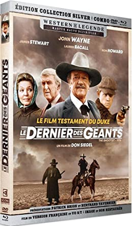 Le Dernier des géants Collector [Édition Collection Silver Blu-Ray + DVD]