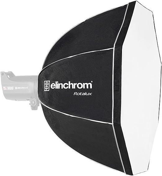 Elinchrom Anillo de velocidad incluido Nuevo Elinchrom Rotalux profundo Octa 100cm