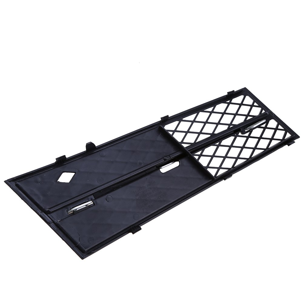 Sto/ßstange Gitter Set mit Dekor Strip vorne Grill Sto/ßf/änger Gitter f/ür F10//F11 vorfacelift