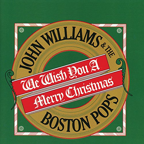 Image result for john williams we wish you a merry christmas boston pops amazon