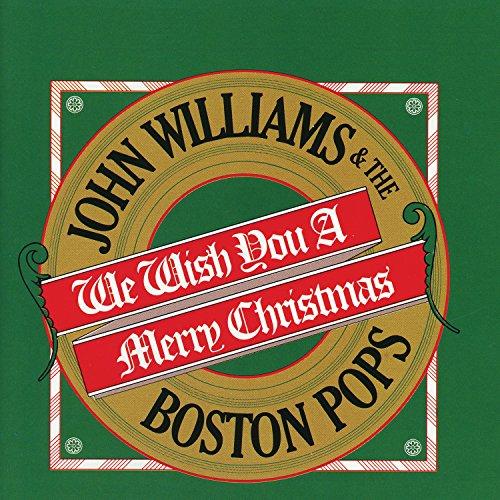 We Wish You A Merry Christmas (Pops Christmas Album Boston The)