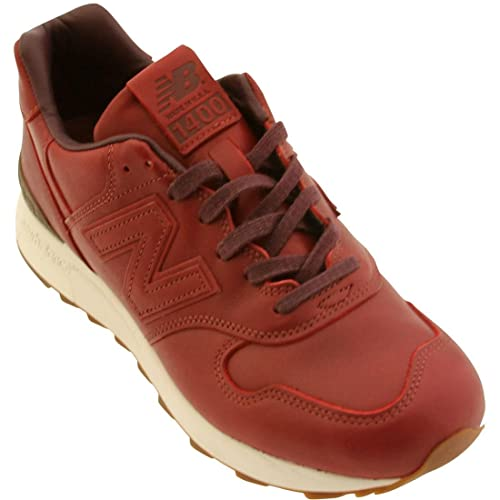super popular cbabb 07ca1 New Balance 1400 x Horween Leathers (Made In USA) - Burgundy ...
