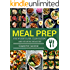 Meal Prep Book: The Essential Cookbook To Weight Loss, Clean Eating And Staying Healthy, Meal Prep Guide For Beginners, Easy to Cook Recipes (Meal Planning, ... Batch Cooking, Plan Ahead Meals, Meal Plan)