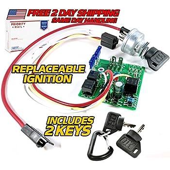 Amazon John Deere Original Equipment Module Am132500. John Deere Ignition Switch Am132500 Lx255 Lx266 Lx277 Lx279 Lx280 Lx288 Lx289 Hd. John Deere. Gx345 John Deere Key Switch Schematic At Scoala.co