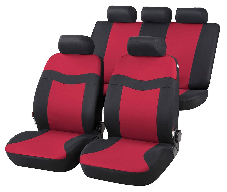 sedili Posteriori sdoppiabili R02S0790 rmg-distribuzione Coprisedili per FORFOUR Versione compatibili con sedili con airbag bracciolo Laterale 2004-2007