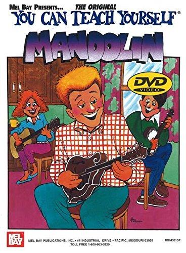 Mel Bay You Can Teach Yourself Mandolin